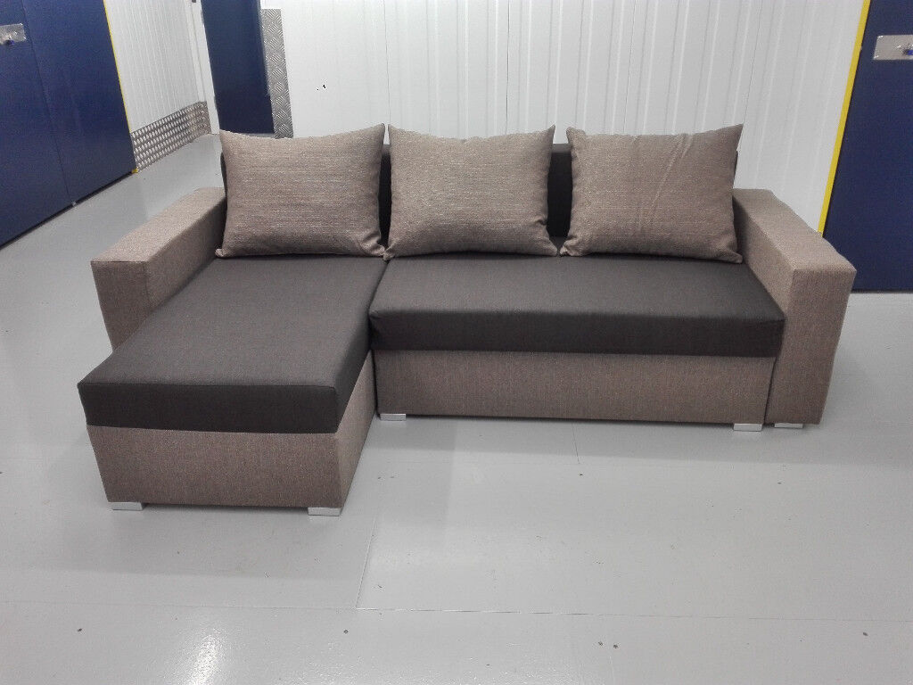 BRAND NEW Polish corner sofa bed - nowe polskie narożniki / free delivery