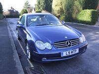 Mercedes CLK 2.7 CDI 2005