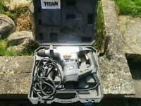 Titan SDS+ Hammer Drill