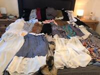 Job lot shirts - Size 10