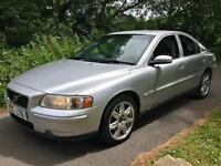2006 Volvo S60 S 2.4 Diesel with 7 Service Stamps & April 2018 MOT