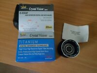 0.45xaf high definition digital lens with macro