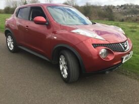 Nissan Juke 1.6 16v Acenta Premium 5dr Man Year 2011 (61 Reg) Price £6,450 Finance Arranged