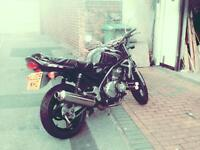 Kawasaki ER5 2005 Black