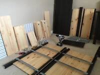Professional furniture assembly service. Flat pack All type garden furniture garden shed storage.