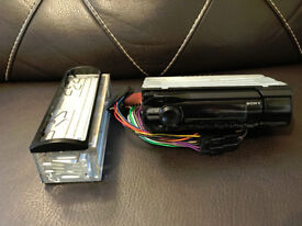 SONY STEREO USB/AUX INPUT (GOOD CONDITION)