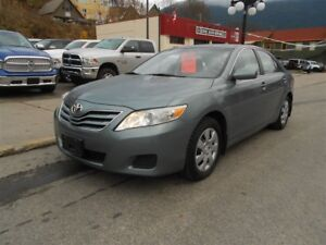 2010 Toyota Camry LE 4CYL AUTO