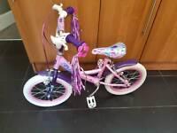 "14"" Girls bike for sale"