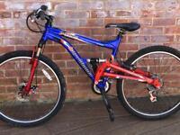 Barracuda 21 speed bike