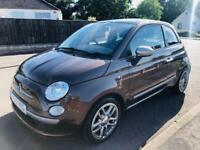 *2010* FIAT 500 SPECIAL LIMITED EDITION, DESIGNED BY THE BRAND ''DIESEL'' 1.2 LTR DIESEL