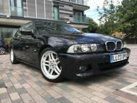 2003 03 Bmw 530I M Sport Auto Champagne Edition 2 Individual Low Mileage 82K 1 Owner High Spec E39