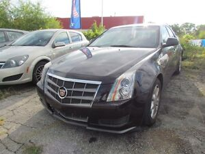 2008 Cadillac CTS 3.6L | ROOF | LEATHER | AWD London Ontario image 3