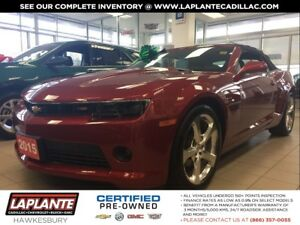 2015 Chevrolet Camaro RS PACKAGE + LOW KM'S 7925