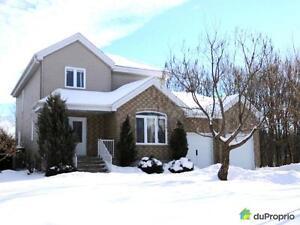 449 000$ - Maison 2 étages à vendre à St-Lazare