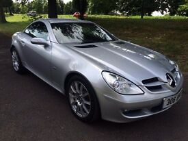 SLK 280 Edition, 3 litre version, Sat Nav & Bluetooth System and FSH. Not Z4, MX5 or Nissan ZX.
