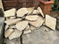 Cotswold Style Stones - Various Sizes