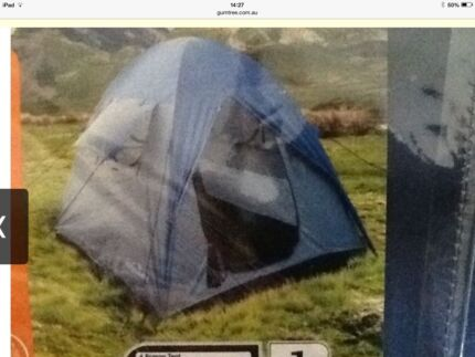 Four men tent BRAND NEW Coombabah Gold Coast North Preview