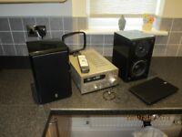 YAMAHA CRX-M170 CD/DAB RECEIVER