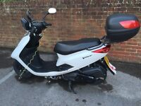 125 Yamaha Scooter for sale