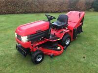 Westwood t1800 mower ride on lawnmower countax mint