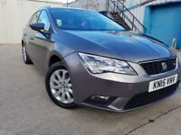 2015 SEAT Leon Estate - 1.6 TDI CR SE (Tech Pack) ST (s/s) 5dr