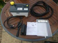 EARLEX SS77 2300W PREMIER STEAM WALLPAPER STRIPPER