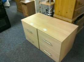 2 Bedside drawers#27707 £30 #27708 £30