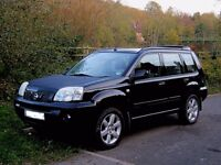 NISSAN X-TRAIL 2.2 DCi Sport GOOD EXAMPLE of a MUCH sought after car