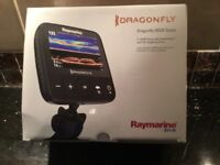 DRAGONFLY 5DVS CHIRP Sonar with DOWNVISION & Fish Targeting Sonar