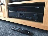 Yamaha RX-V377 AV Receiver & Tannoy TFX 5.1 Speakers - Home Cinema