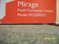 HYCO PANEL CONVECTOR HEATER