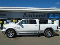 2014 Ram 1500 Laramie ECODIESEL Remote Start, Sunroof