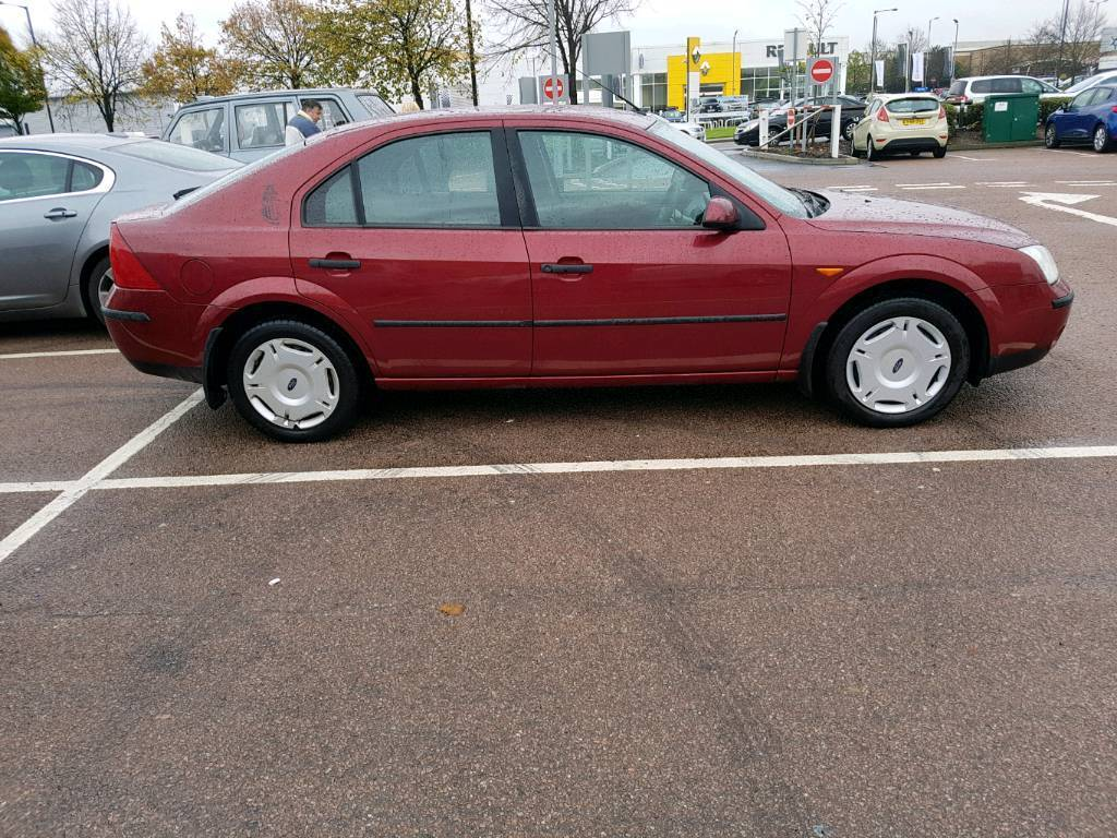 2003 FORD MONDEO 5 DR HATCH. IMMACULATE GREAT MOT & TAX PERFECT DRIVE