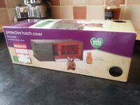BRAND NEW RABBIT HUTCH COVER - Usually sold in Pets at Home