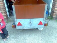 Caddy Camping Trailer