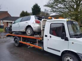 Scrap cars vans 4x4 MOT failures non runners wanted cash