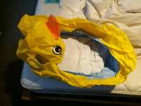 Munchkin baby duck bath