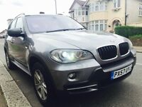 BMW X5 3.0L Diesel AUTO **ALL THE EXTRAS** Low Miles