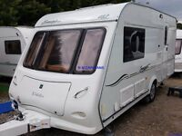 2006 Elddis Sunstyle 482 2 Berth End Washroom Caravan with MOTOR MOVER