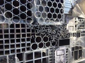 aluminium angle - aluminium box - aluminium poles - aluminium tubes - NORTHERN IRELAND