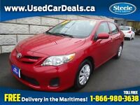 2011 Toyota Corolla Ce Auto Air Fully Equipped Cruise