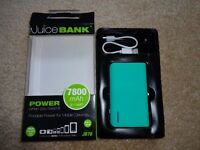 Juicebank Portable Power