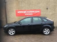 FORD FOCUS 1.6 TD (58) £30 TAX, SERVICE HISTORY, WARRANTY NOT ASTRA 308 MEGANE GOLF LEON