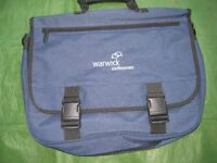 Blue Warwick Laptop Case