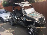 CF-MOTO 800cc QUADZILLAL road legal buggy