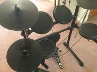 Session Pro DD505 Electronic Drum Kit in vg condition