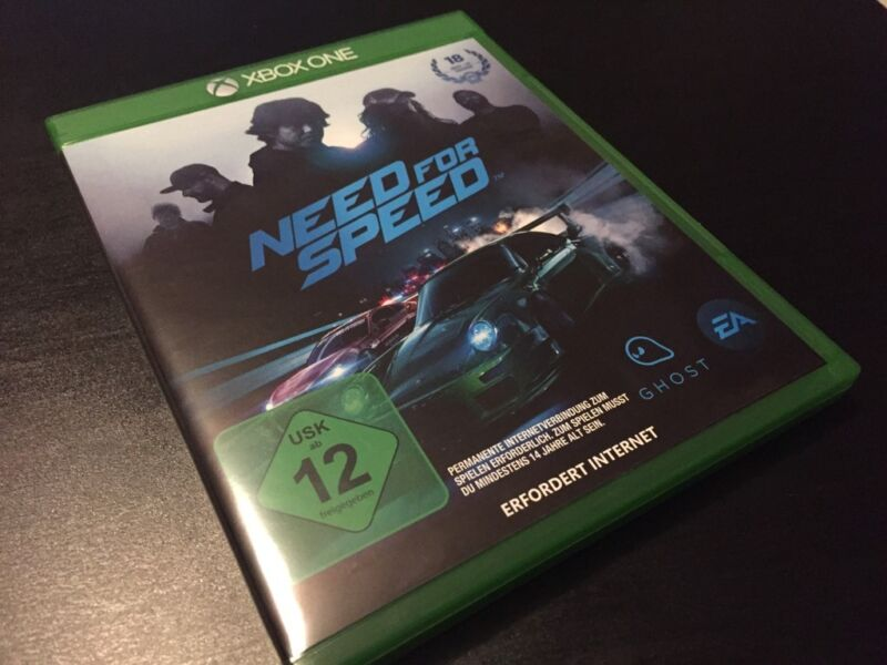xbox one need for speed in baden w rttemberg ulm x box spiele gebraucht kaufen ebay. Black Bedroom Furniture Sets. Home Design Ideas