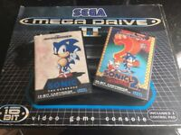 Sega Drive 2 II plus games