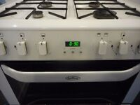 BELLING TOP OF THE RANGE DOUBLE OVEN GAS COOKER