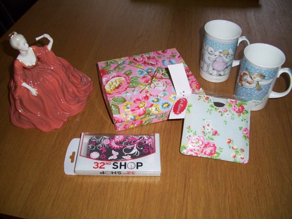 Christmas Gifts – Cath Kidston, Royal Doulton, Mobile Phone Case, Coalport, from